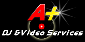 A Plus DJ Services LLC Logo